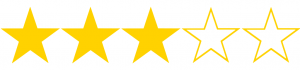 Star Rating - Urban Eats