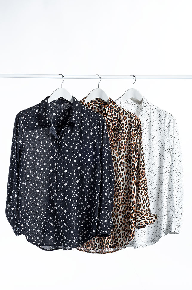 Make a style statement with our Star Shirt