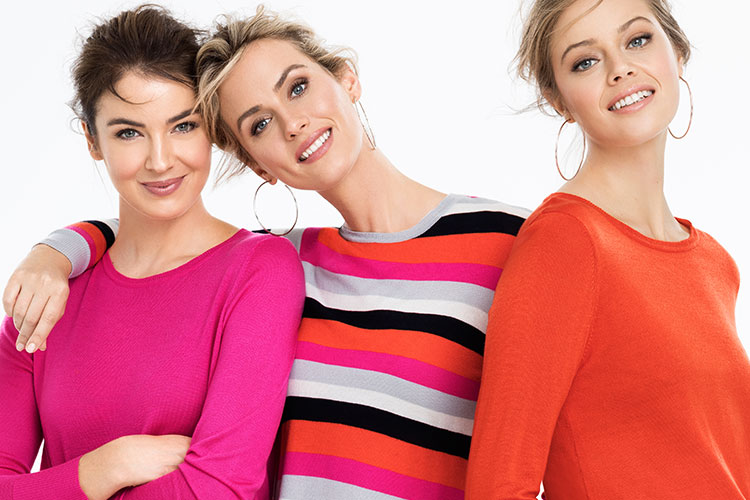 Super-Brights: New Knitwear