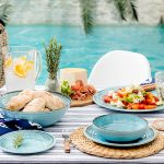 What Karen Wants: Pottery Tableware made from Melamine