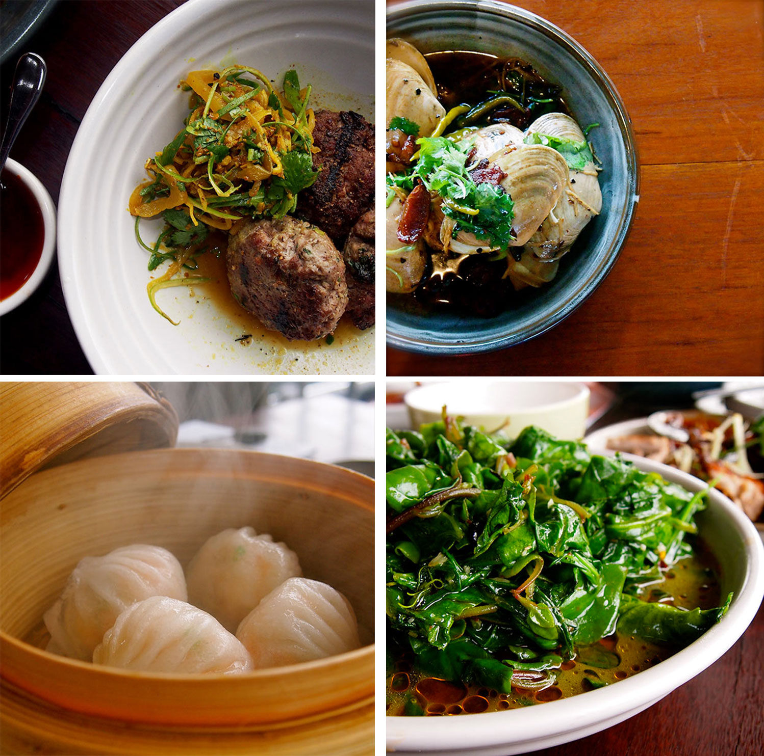 The Blue Breeze caters for all tastes; vegetarians, meat eaters and vegans.