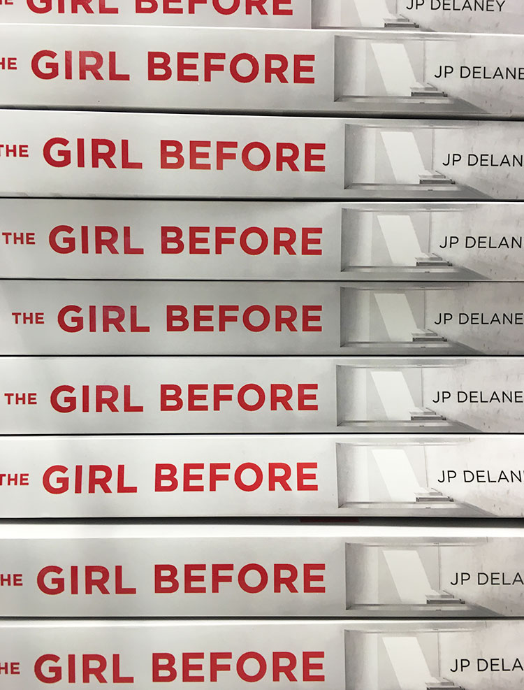 Join the weekly Life & Style Your Way newsletter and go in the draw to win one of 10 copies of The Girl Before