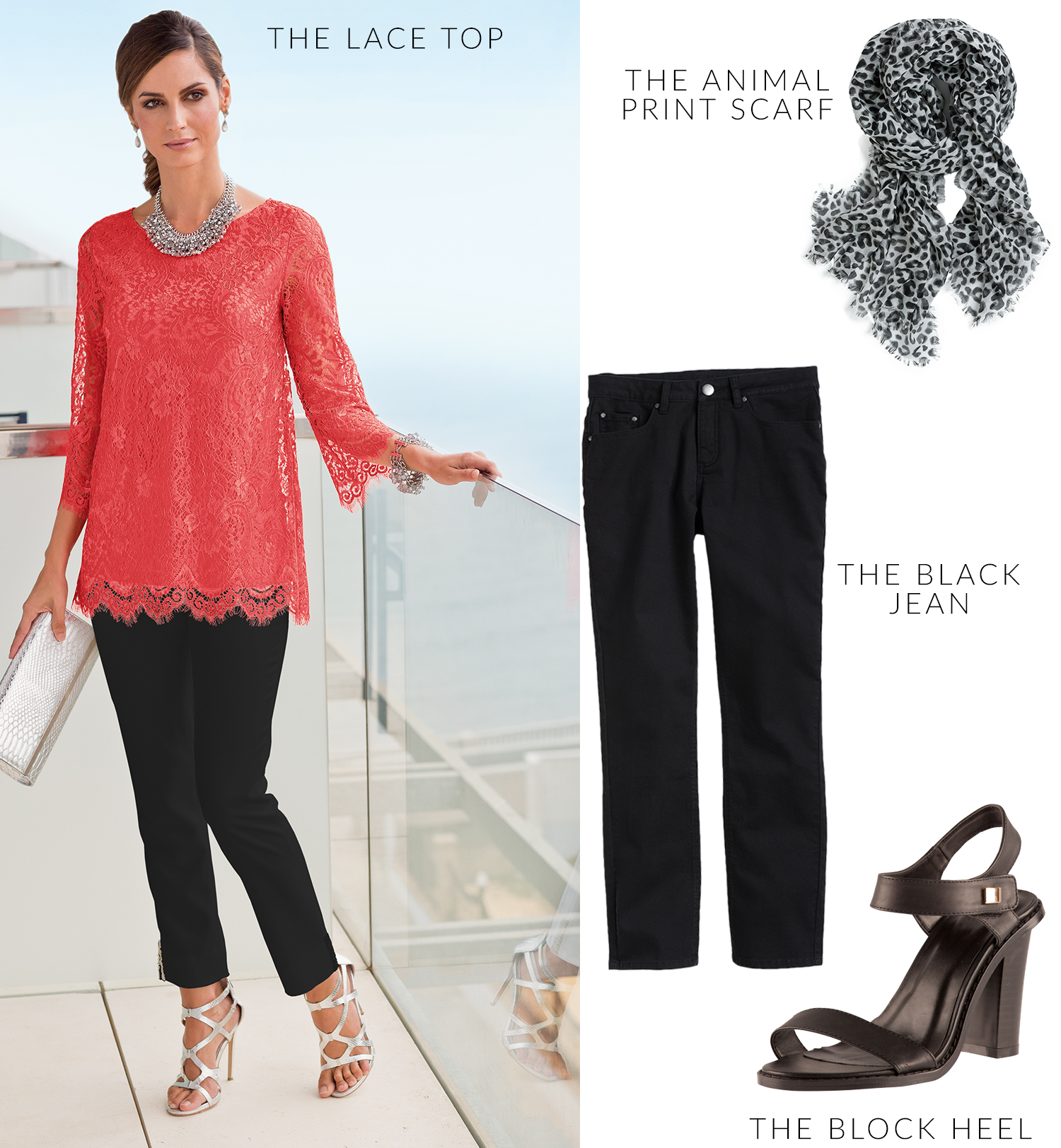 The Lace Top