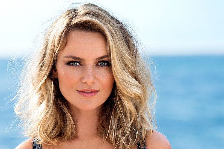 Get the latest Hair Trends: the tousled look