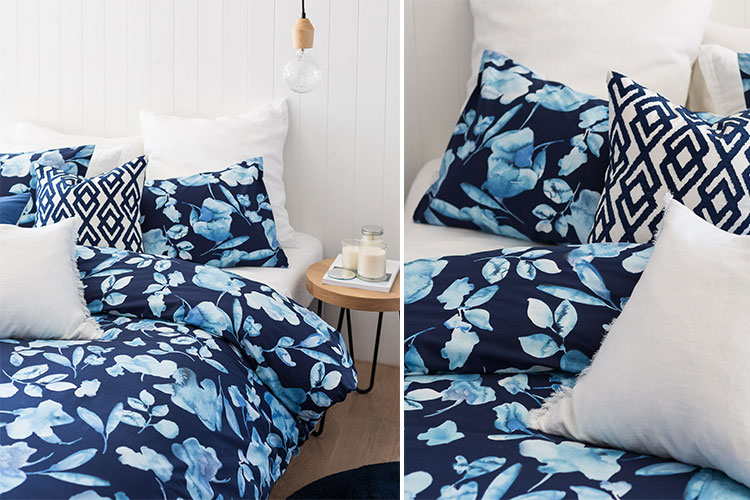Shalini's pick from the Autumn Homeware range: the Tuileries Duvet Cover Set