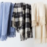 Beautiful throws and cushions will keep you warm whilst you're at home. Style 150138 and 150127