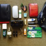 What's in my handbag? Model and Blogger shares with us